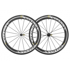Mavic Cosmic Pro Carbon Wheelset (Pair), White