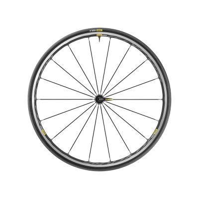Mavic Ksyrium Elite UST Tubeless Wheelset (2018), Graphite Black