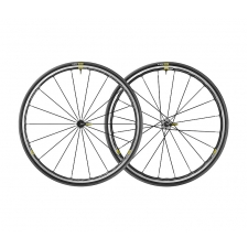 Mavic Ksyrium Elite UST Tubeless Wheelset, Graphite