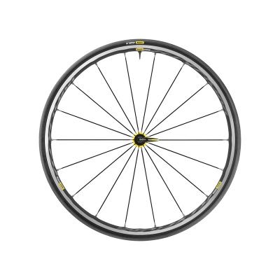 Mavic Ksyrium Elite UST Tubeless Wheelset (2018), Yellow