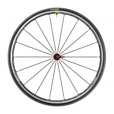 Mavic Ksyrium Elite UST Tubeless Wheelset (2018), Red
