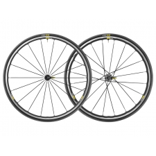 Mavic Ksyrium Elite UST Tubeless Wheelset, Black