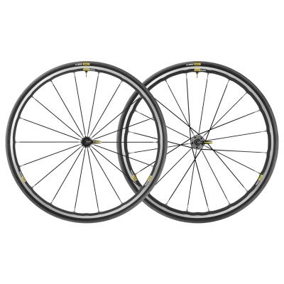 Mavic Ksyrium Elite UST Tubeless Wheelset, Black
