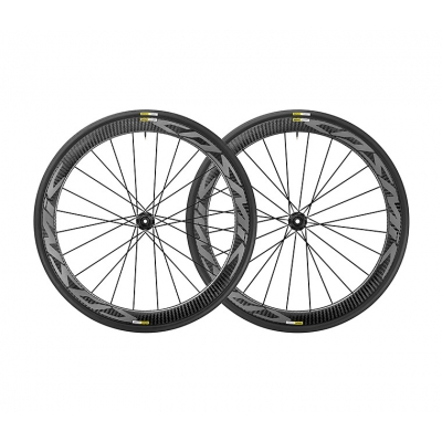 Mavic Cosmic Pro Carbon Disc Wheelset (Pair), 2018