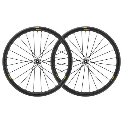 Mavic Ksyrium Elite UST Disc Tubeless Wheelset (2018), 6 Bolt