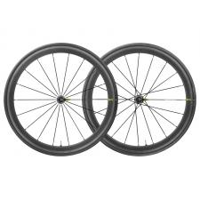 Mavic Cosmic Pro Carbon UST Wheelset (Pair), Black