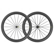 Mavic Cosmic Pro Carbon SL UST 19 Wheelset (Pair), Bla...