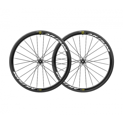 Mavic Aksium Elite UST Disc Tubeless Wheelset