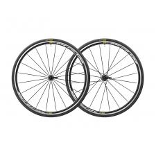 Mavic Aksium Elite UST Tubeless Wheelset