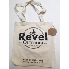 Revel Outdoors Printed Cloth Bag - 100% Recycled