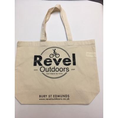 Revel Outdoors Printed Cloth Bag - Wide