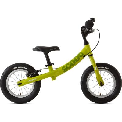 Ridgeback Scoot Beginner Balance Bike, 12in wheel, Lime 2020