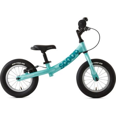 Ridgeback Scoot Beginner Balance Bike, 12in wheel, Mint 2020