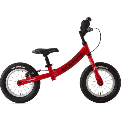 Ridgeback Scoot Beginner Balance Bike, 12in wheel, Red 2020