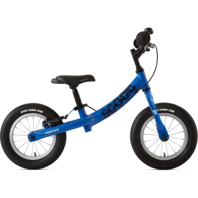 Ridgeback Scoot Beginner Balance Bike, 12in wheel, Blue 2020