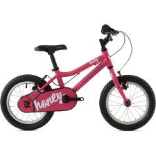 Ridgeback Honey 14in Girl's Bike, Pink 2020