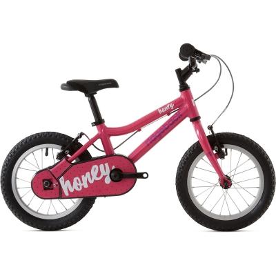 Ridgeback Honey 14in Girl's Bike, Pink 2020