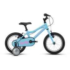 Ridgeback Honey 14in Girl's Bike, Blue 2021