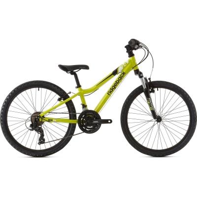 Ridgeback MX24 24in Child's Bike (Lime) 2020