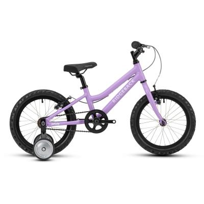 Ridgeback Melody 16in Girl's Bike, Lilac 2021
