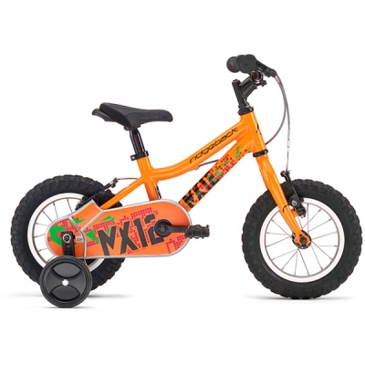 Ridgeback MX12 12in Boy's Bike, Orange 2017