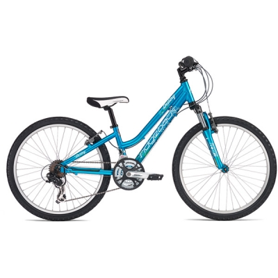 Ridgeback Destiny 24 inch Girls Bike, Turquoise 2017
