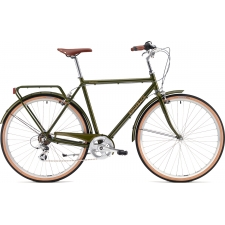 Ridgeback Tradition Mens Bike (Green) 2017