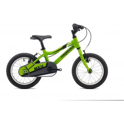 Ridgeback MX14 14in Boy's Bike, Green 2018