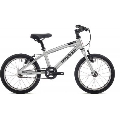 Ridgeback Dimension 16in Bike, Silver 2018