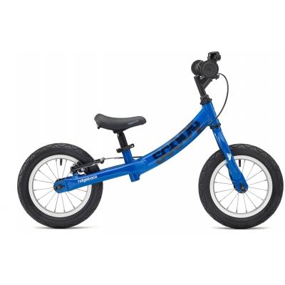 Ridgeback Scoot Beginner Balance Bike, 12in wheel, Blue 2018
