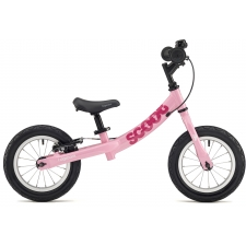 Ridgeback Scoot Beginner Balance Bike, 12in wheel, Pin...