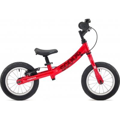 Ridgeback Scoot Beginner Balance Bike, 12in wheel, Red 2018
