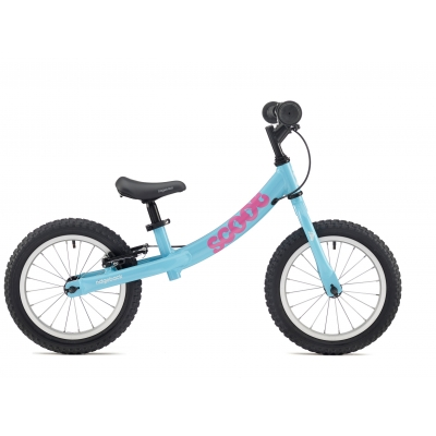 Ridgeback Scoot XL Beginner Balance Bike, 14in Wheel, Light Blue 2018