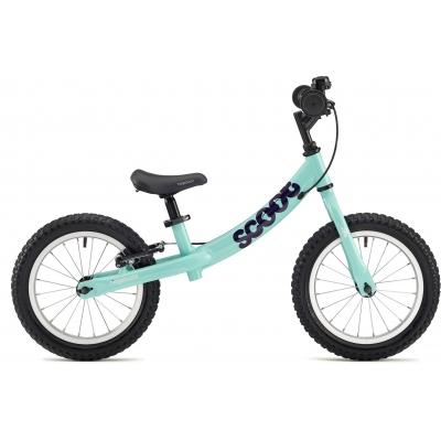 Ridgeback Scoot XL Beginner Balance Bike, 14in Wheel, Teal 2018
