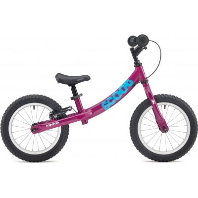 Ridgeback Scoot XL Beginner Balance Bike, 14in Wheel, Purple 2018