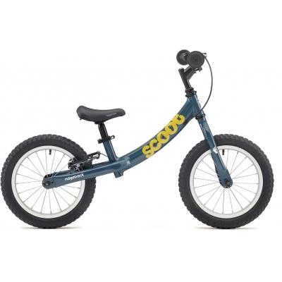Ridgeback Scoot XL Beginner Balance Bike, 14in Wheel, Blue 2018