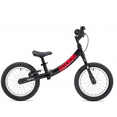 Ridgeback Scoot XL Beginner Balance Bike, 14in Wheel, Black 2018