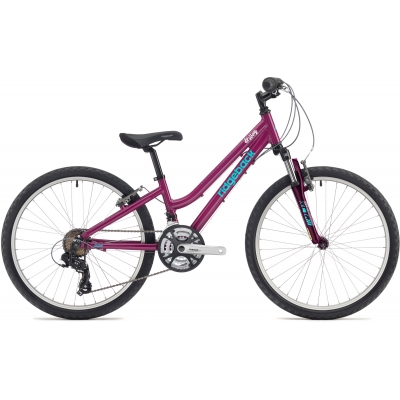 Ridgeback Destiny 24 inch Girls Bike, Purple 2018