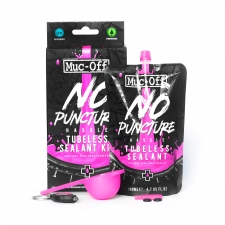 Muc-Off No Puncture Sealant Kit, 140ml