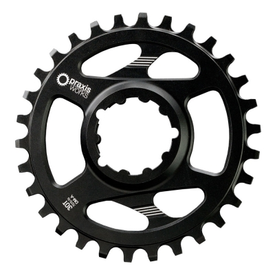 Praxis 1x Chainring, Direct Mount, Boost Wave, 30T