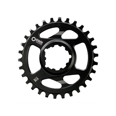 Praxis 1x Chainring, Direct Mount, Boost Wave, 36T