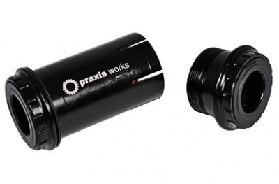 Praxis BB30/PF30 Conversion BB for 24mm, 68mm Road