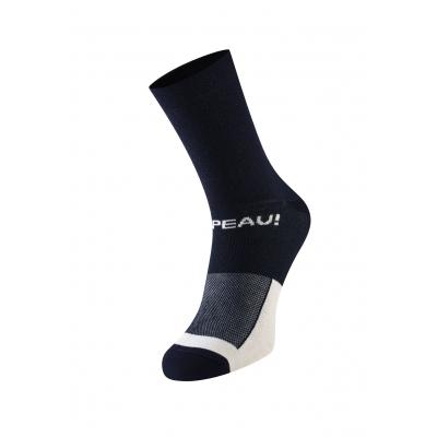 Chapeau! Lightweight Performance Socks, The Marque, Tall, Deep Ocean