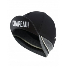 Chapeau! Mens Winter Cap, Black