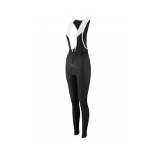 Chapeau! Ladies Soulor Thermal Bibtights, Black