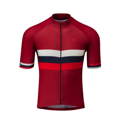Chapeau! Club Jersey Stripe, Devon Red