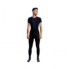 Chapeau! Club Thermal Bibtights, Carbon Grey