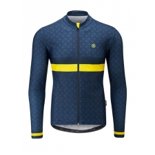 Chapeau! Club Pattern Thermal Jersey, Midnight