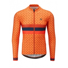 Chapeau! Club Pattern Thermal Jersey, Sunset