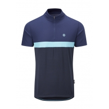 Chapeau! Caf?? Colour Block Jersey, Deep Ocean